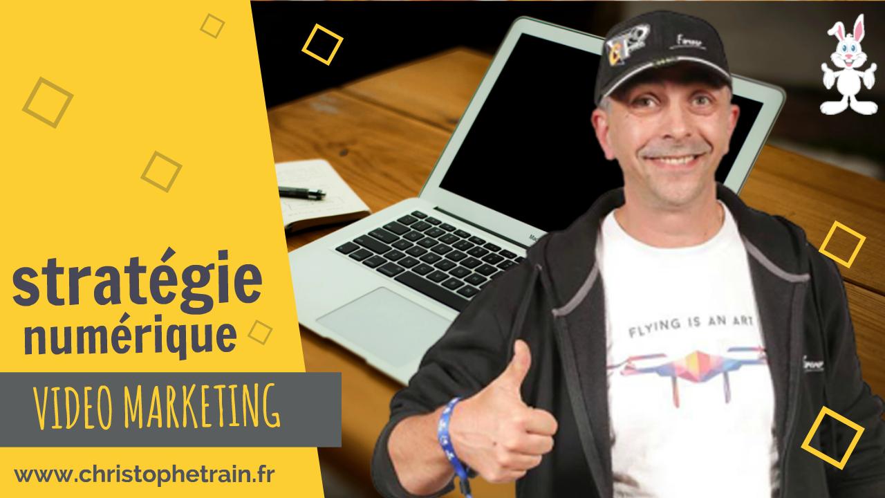Stratégie numérique - Christophe Train