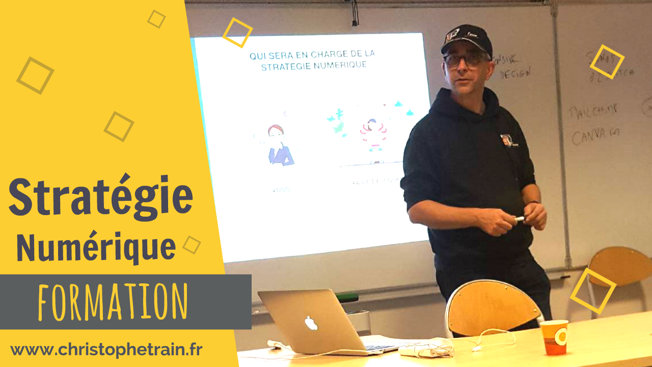 Christophe Train formateur