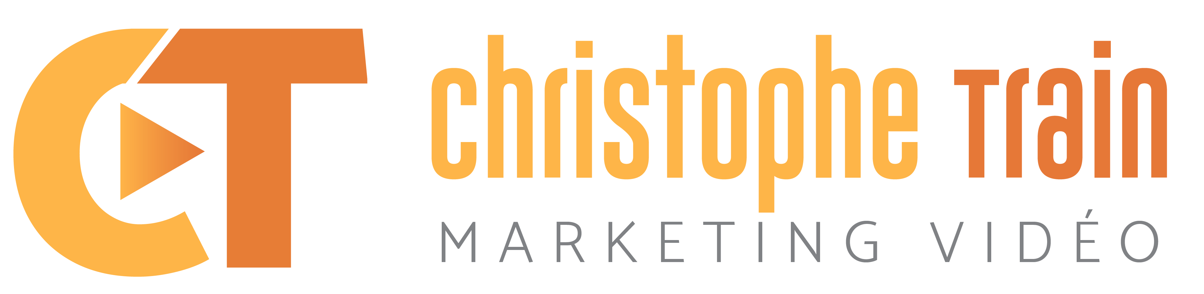 Christophe Train Marketing Video
