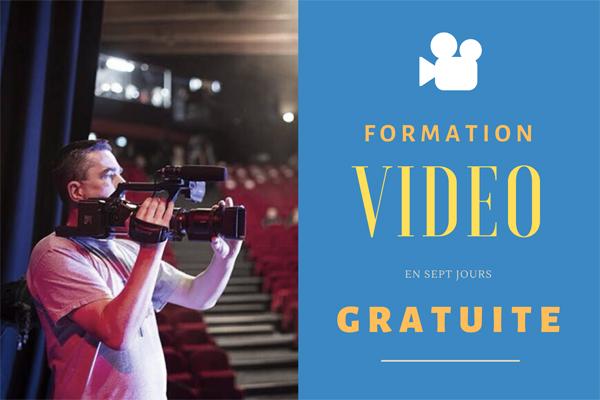 Formation video gratuite