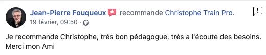 Temoignage Jean-Pierre Fouqueux