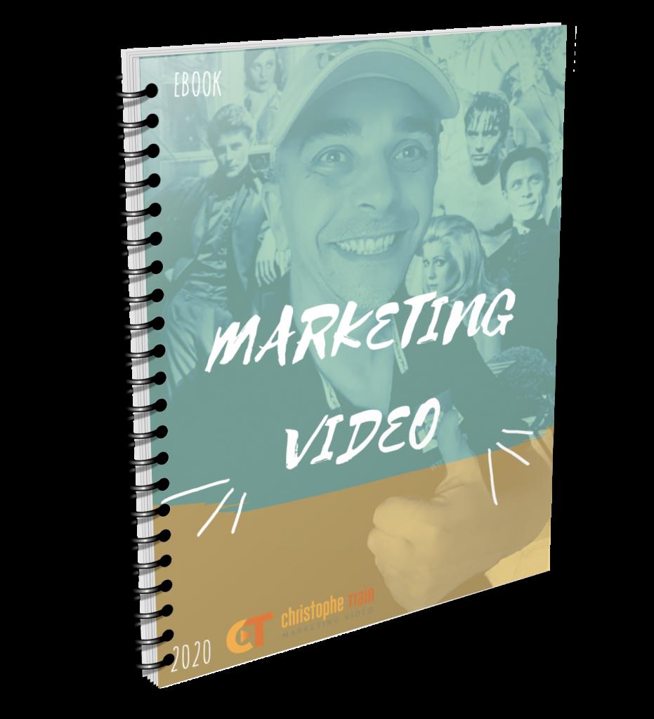 Ebook Marketing Video offert